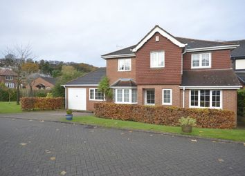 Thumbnail 4 bed detached house for sale in Hillview Close, Frodsham