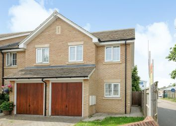 Thumbnail 3 bedroom end terrace house to rent in Eynsham, Oxfordshire