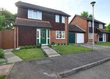 Thumbnail 3 bedroom link-detached house for sale in Hollyfields, Broxbourne