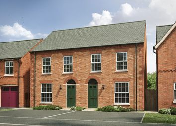 """""""The Carnel Ge 4th Edition"""" at Crick Road, Hillmorton, Rugby CV23. 3 bed semi-detached house for sale"""