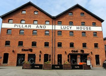 Thumbnail Office to let in First Floor, Pillar & Lucy House, Gloucester Quays, Gloucester