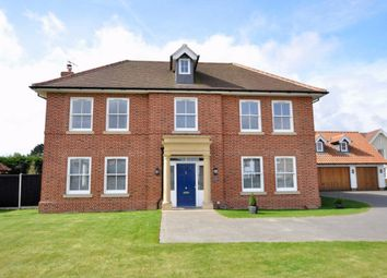 Thumbnail 5 bed detached house for sale in Eaton Place, Rushmere St Andrew, Ipswich, Suffolk