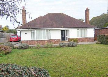 Thumbnail 2 bed detached bungalow for sale in Minden Drive, Bury St Edmunds
