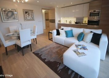 Thumbnail 1 bedroom flat for sale in Mariners Place, Marine Wharf