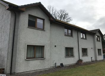 Thumbnail 2 bed flat to rent in West Way, Muir Of Ord