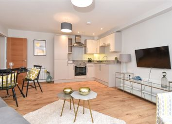 Thumbnail 1 bed flat for sale in 234 Station Road, Addlestone, Surrey