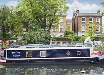 Thumbnail 1 bed houseboat for sale in Muddy Waters, London