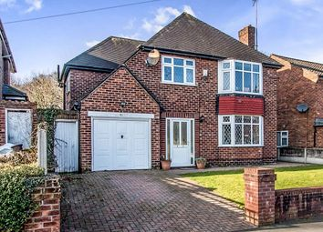Thumbnail 4 bed detached house for sale in Homewood Road, Northenden, Manchester