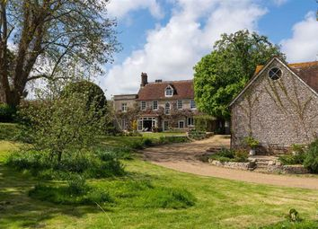 Thumbnail 5 bed detached house for sale in The Old Rectory, Rodmell, East Sussex