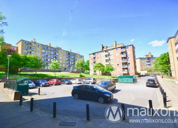 Thumbnail 3 bed flat for sale in Maskell Close, London