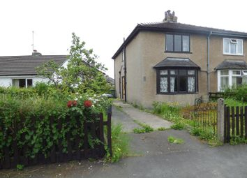 Thumbnail 3 bed semi-detached house for sale in Finley Close, Kendal