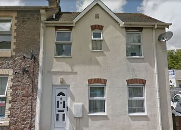 Thumbnail 3 bedroom end terrace house to rent in St James Road, Torquay