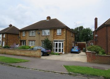 Thumbnail 3 bed semi-detached house for sale in Staple Hall Road, Bletchley, Milton Keynes