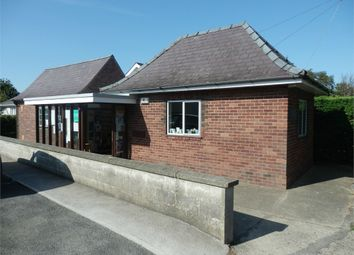 Thumbnail Commercial property for sale in Oxford Street, Aberaeron, Ceredigion