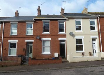 Thumbnail 3 bedroom terraced house to rent in Jocelyn Road, Budleigh Salterton, Devon
