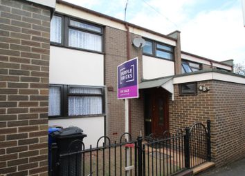 Thumbnail 3 bed terraced house for sale in Badger Road, Sheffield