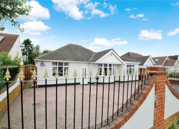 Thumbnail 5 bed detached bungalow for sale in Barton Road, Sidcup, Kent