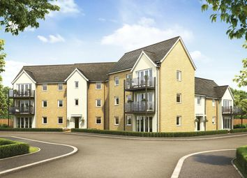 "Thumbnail 1 bed flat for sale in ""Apartment Block 2"" at Villa Road, Stanway, Colchester"