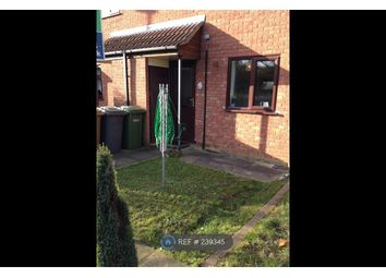 Thumbnail 1 bed maisonette to rent in Wainwright, Peterborough