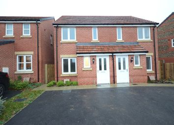 Thumbnail 2 bed semi-detached house for sale in Lambert Drive, Salisbury, Wiltshire
