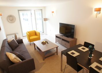 Thumbnail 1 bed flat to rent in Michigan Building, London