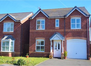 Thumbnail 4 bed detached house for sale in Pen Y Cae, Abergele