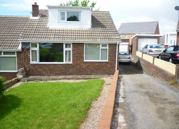 Thumbnail 4 bed semi-detached bungalow to rent in Thackray Avenue, Heckmondwike