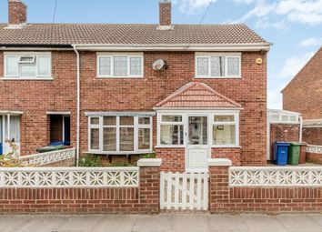 Thumbnail 3 bed end terrace house for sale in Fleethall Grove, Grays