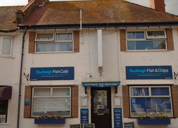 Thumbnail 2 bed flat to rent in Chapel Street, Budleigh Salterton