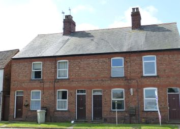 Thumbnail 2 bed terraced house to rent in North Street East, Uppingham, Oakham