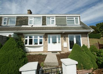 Thumbnail 4 bed semi-detached house for sale in Maes Ty Canol, Baglan, Port Talbot