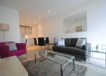 Thumbnail 1 bed flat to rent in Tennyson Apartments, Saffron Central Square, Croydon, Surrey