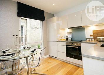 Thumbnail 1 bed flat for sale in St Bernard's Gate, Uxbridge Road, Hanwell