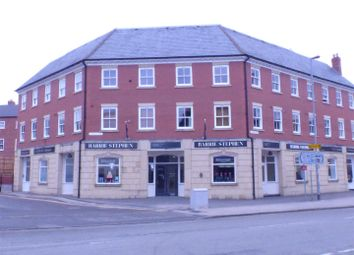 Thumbnail 2 bed flat for sale in Ashby De La Zouch, Leicestershire