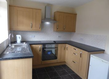 Thumbnail 2 bed town house to rent in Shenington Way, Oakwood, Derby