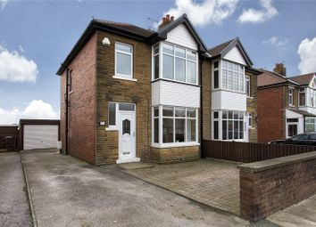 Thumbnail 3 bed semi-detached house for sale in Leeds Road, Dewsbury, West Yorkshire