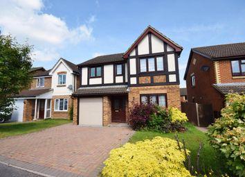 Thumbnail 4 bedroom detached house for sale in Hatch Warren, Basingstoke