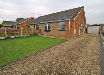 Thumbnail 2 bed semi-detached bungalow for sale in Lockwood Bank, Epworth, Doncaster