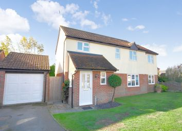 Thumbnail 5 bedroom detached house for sale in Kittiwake Drive, Heybridge, Maldon
