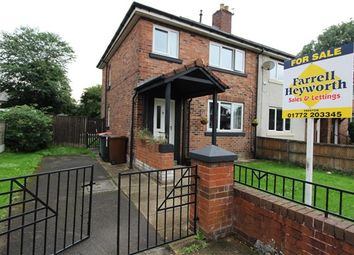 Thumbnail 3 bed property for sale in Thirlmere Road, Preston