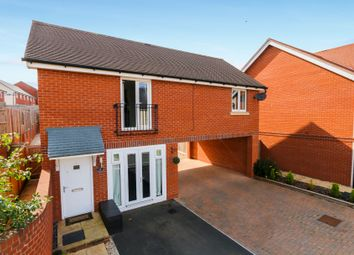 Thumbnail 2 bedroom detached house for sale in Summer Meadow, Cranbrook, Exeter