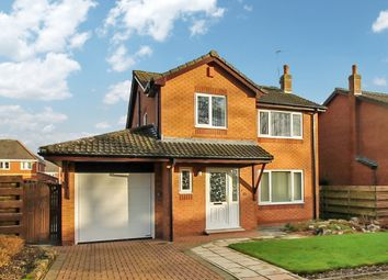 Turnberry Way, Carlisle CA3. 4 bed detached house for sale