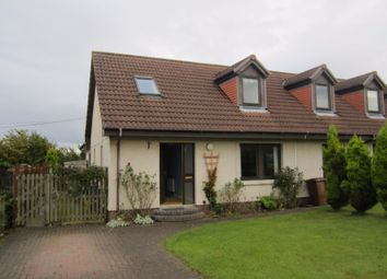 Thumbnail 4 bed semi-detached house to rent in Rosedale Neuk, Rosewell, Midlothian