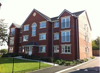Thumbnail 2 bed flat to rent in Lancaster Place, 1 Terminus Road, Bromborough, Wirral