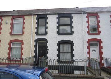 Thumbnail 3 bed terraced house for sale in Bartley Terrace, Plasmarl, Swansea