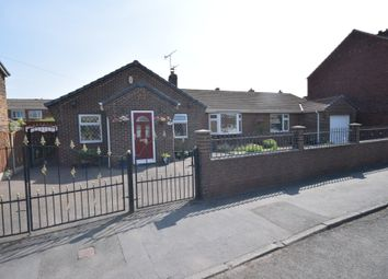 Thumbnail 5 bed detached bungalow for sale in Ivy Street, Featherstone, Pontefract