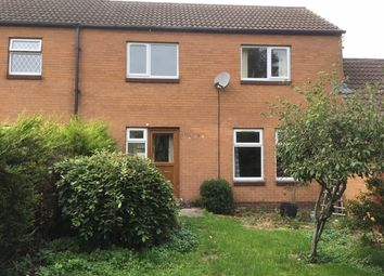 Thumbnail 2 bed terraced house to rent in Larwood Avenue, Worksop