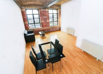 Thumbnail 1 bed flat to rent in Silk Warehouse, Listermills, Lilycroft Road