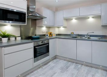 Thumbnail 2 bed flat for sale in Ochre Yards, Fletcher Road, Gateshead