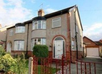 Thumbnail 5 bed shared accommodation to rent in Woodlands Avenue, Chester, Cheshire West And Chester